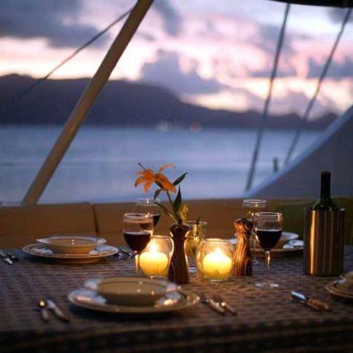 romantic dinner 2